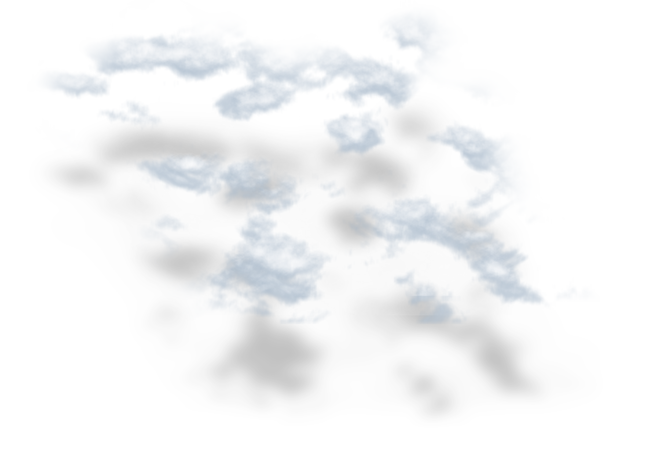Clouds overhead Furst Ranch map